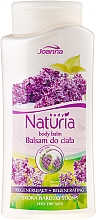 Fragrances, Perfumes, Cosmetics Body Balm with Lilac - Joanna Naturia Body Balm