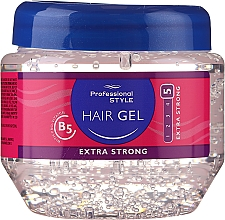 Fragrances, Perfumes, Cosmetics Styling Hair Gel - Professional Style Hair Gel Extra Strong