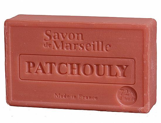 """Natural Soap """"Patchouli"""" - Le Chatelard 1802 Patchouli Soap"""