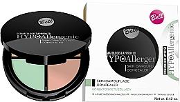 Fragrances, Perfumes, Cosmetics Hypoallergenic Face Concealer - Bell Hypoallergenic Skin Camouflage Concealer