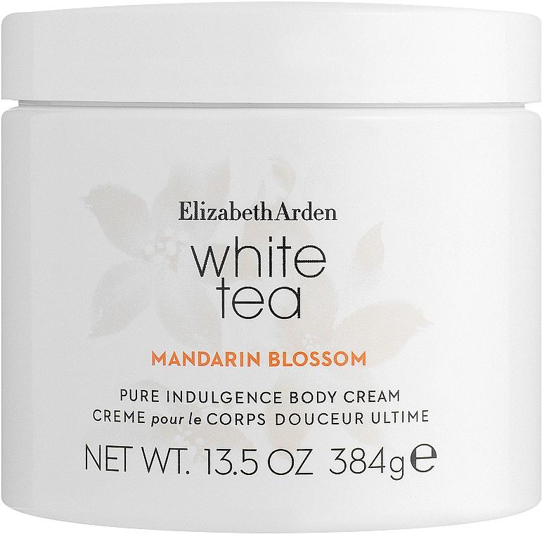 Elizabeth Arden White Tea Mandarin Blossom - Body Cream — photo N1