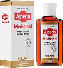 Fragrances, Perfumes, Cosmetics Sensitive Scalp Tonic - Alpecin Medicinal Special Vitamin Scalp And Hair Tonic