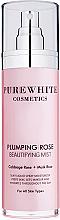 Fragrances, Perfumes, Cosmetics Moisturizing Face Mist - Pure White Cosmetics Plumping Rose Beautifying Mist