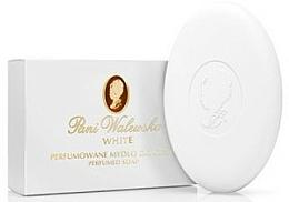 Fragrances, Perfumes, Cosmetics Cream-Soap - Pani Walewska White Creamy Soap