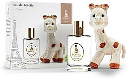 Fragrances, Perfumes, Cosmetics Parfums Sophie La Girafe Eau de Toilette - (edt/100ml+toy)