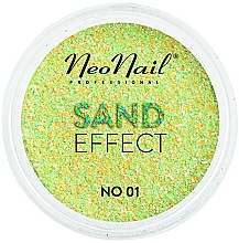 """Fragrances, Perfumes, Cosmetics Nail Art Sequins """"Sand Effect"""" - NeoNail Professional Sand Effect"""