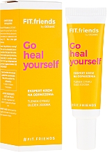 Fragrances, Perfumes, Cosmetics Anti-Irritation Cream - AA Fit.Friends Go Heal Yourself Ekspert Cream