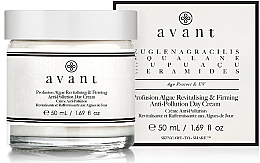 Fragrances, Perfumes, Cosmetics Revitalising and Firming Day Cream with Algae - Avant Profusion Algae Revitalising & Firming Anti-Pollution Day Cream