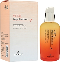 Fragrances, Perfumes, Cosmetics Fortified Tone Up Emulsion - The Skin House Vital Bright Emulsion