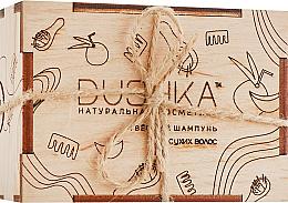 Fragrances, Perfumes, Cosmetics Solid Shampoo for Dry Hair - Dushka