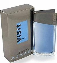 Fragrances, Perfumes, Cosmetics Azzaro Visit Pour Homme - Eau de Toilette
