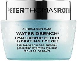 Fragrances, Perfumes, Cosmetics Moisturizing Eyelid Gel - Peter Thomas Roth Water Drench Hyaluronic Cloud Hydrating Eye Gel