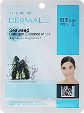 Fragrances, Perfumes, Cosmetics Collagen and Marine Algae Mask - Dermal Seaweed Collagen Essence Mask