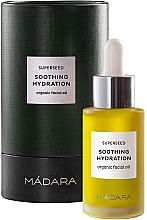 Fragrances, Perfumes, Cosmetics Moisturizing Softening Elixir - Madara Cosmetics Superseed Soothing Hydration Beauty Oil