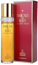 Fragrances, Perfumes, Cosmetics Elizabeth Taylor Diamonds&Rubies - Eau de Toilette