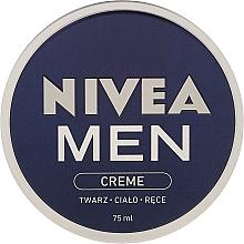 Fragrances, Perfumes, Cosmetics Universal Men Cream - Nivea Men Creme