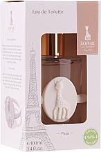 Fragrances, Perfumes, Cosmetics Parfums Sophie La Girafe Eau de Toilette - (edt/100ml+acc)
