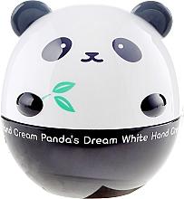 Fragrances, Perfumes, Cosmetics Brightening Hand Cream - Tony Moly Panda's Dream White Hand Cream