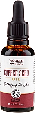 Fragrances, Perfumes, Cosmetics Coffee Seed Oil - Wooden Spoon Coffee Seed Oil
