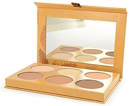 Fragrances, Perfumes, Cosmetics Contour Palette - Couleur Caramel Contouring Palette