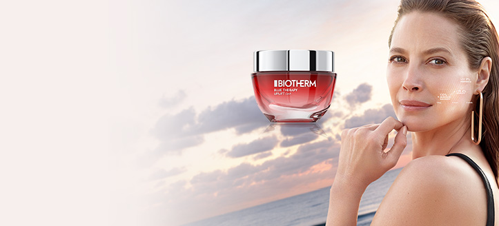 Get a free hand cream 20ml when buying Biotherm products for the amount of £30 or more