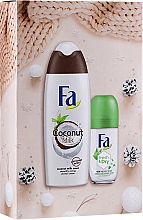 Fragrances, Perfumes, Cosmetics Set - Fa (sh/grl/250ml + deo/50ml)