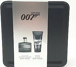 Fragrances, Perfumes, Cosmetics James Bond 007 Men Set - Set (edt/30ml + sh/gel/50ml)