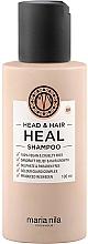Fragrances, Perfumes, Cosmetics Anti-Dandruff Hair Shampoo - Maria Nila Head & Hair Heal Shampoo