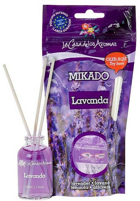 """Reed Diffuser """"Lavender"""" - La Casa de Los Aromas Mikado Reed Diffuser"""