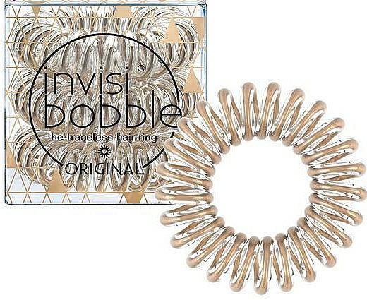 Hair Ring - Invisibobble Original Bronze Me Pretty