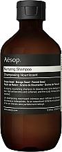 Fragrances, Perfumes, Cosmetics Nourishing Hair Shampoo - Aesop Nurturing Shampoo