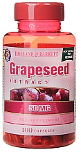 """Fragrances, Perfumes, Cosmetics Food Supplement """"Grapeseed Extract"""" - Holland & Barrett Grapeseed Extract 50mg"""