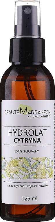 Natural Face Water - Beaute Marrakech Citron Water