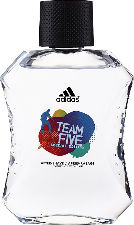 Adidas Team Five - After Shave Lotion — photo N1