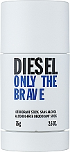 Fragrances, Perfumes, Cosmetics Diesel Only The Brave - Deodorant-Stick