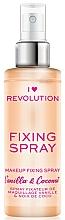 Fragrances, Perfumes, Cosmetics Makeup Fixing Spray - I Heart Revolution Fixing Spray Vanilla & Coconut