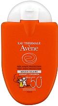 Fragrances, Perfumes, Cosmetics Kids Sunscreen Cream - Avene Solar Reflex Children SPF 50+