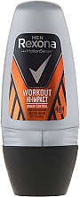 Fragrances, Perfumes, Cosmetics Roll-On Deodorant - Rexona Men Motionsense Workout Hi-impact 48h Anti-perspirant