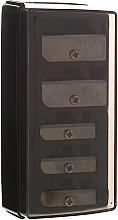 Fragrances, Perfumes, Cosmetics Pencil Sharpener 4119, black - Donegal