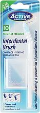 Fragrances, Perfumes, Cosmetics Toothbrush + 10 Heads - Beauty Formulas Interdent Brush with 10 Micro Heads