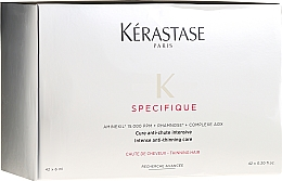 Fragrances, Perfumes, Cosmetics Intensive Aminexil Anti-Thinning Care - Kerastase Specifique Cure Aminexil