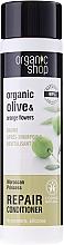 "Fragrances, Perfumes, Cosmetics Hair Conditioner ""Repair. Moroccan Princess"" - Organic Shop Organic Olive and Argan Oil Repair Conditioner"