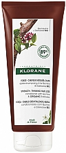 Fragrances, Perfumes, Cosmetics Edelweiss Conditioner - Klorane Strength Tired Hair & Fall Conditioner With Quinine And Edelweiss Organic