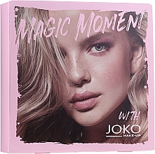 Fragrances, Perfumes, Cosmetics Set - Joko Perfect Magic Moment (mascara/9ml + eye/shadow/7g + n/polish/10ml)