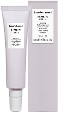 Fragrances, Perfumes, Cosmetics Soothing & Moisturizing Face Cream - Comfort Zone Remedy Soothing Hydrating Cream Sensitive