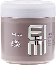 Fragrances, Perfumes, Cosmetics Matte Texture Paste - Wella Professionals EIMI Bold Move Matte Texturising Paste