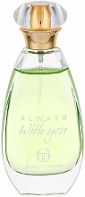 Fragrances, Perfumes, Cosmetics Sergio Tacchini Always With You - Eau de Toilette