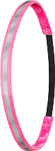 "Fragrances, Perfumes, Cosmetics Hairband ""Neon Pink Reflective"" - Ivybands"