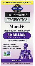 "Fragrances, Perfumes, Cosmetics Raw Probiotic Supplement ""Mood+"", capsules - Garden of Life Dr. Formulated Probiotics"
