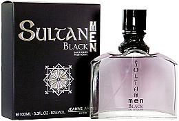 Fragrances, Perfumes, Cosmetics Jeanne Arthes Sultan Black - Eau de Toilette